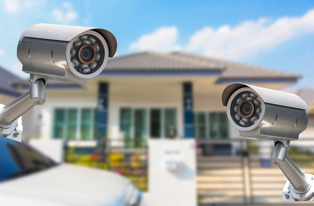 Residential Security, security camera